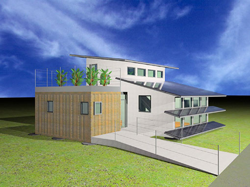 nyit solar house