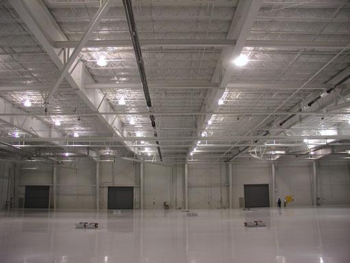 raytheon hanger 1