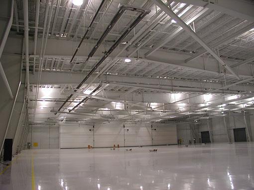 raytheon hanger
